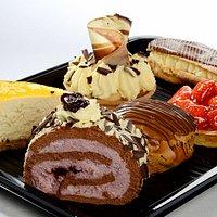 A Selection of Tony's Popular Indulgent Desserts