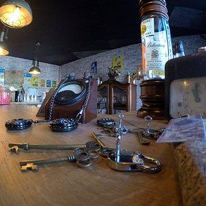 L'espace bar chez Dooz