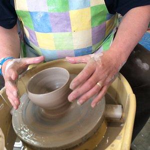 Hazle's Pottery Barn