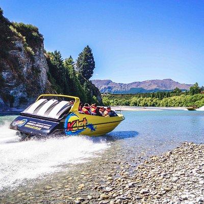 KJet Shotover River