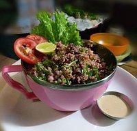 Quinoa Salad with Beetroot, Walnuts and Cranberry raisins