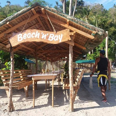 cp no:09185588173 Nipa hut and tables for Rent For only 100Php per pax 6 Nipas available