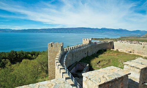 Samuel's Fortress Ohrid