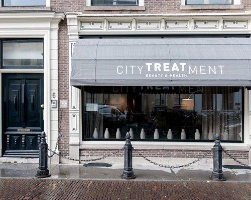 Je vindt ons op een van de mooiste plekjes in Utrecht