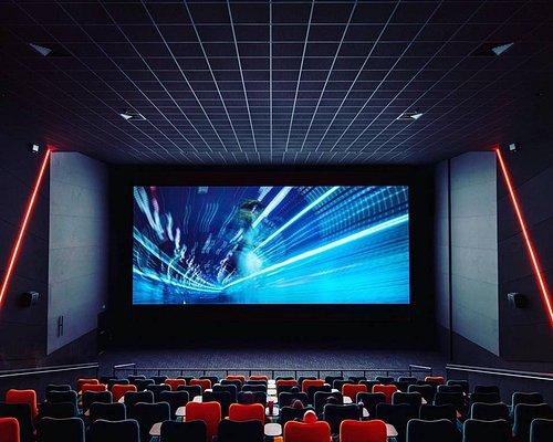 the light Cinema screen