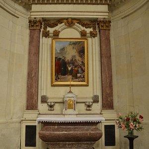 Chapelle Royale des Ardilliers.