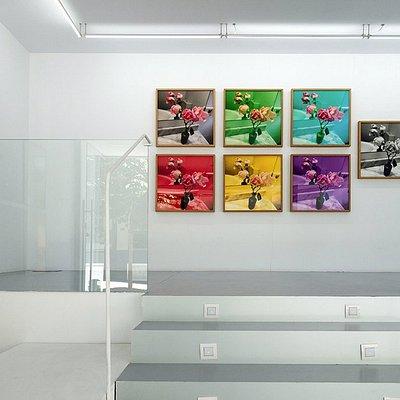 """Exposición """"Ayer y hoy"""" de Juan Hidalgo"""