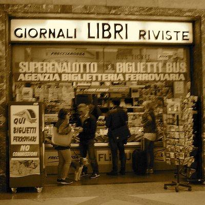 Edicola Stazione FS Ancona
