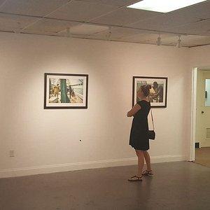 Norma Jean II exhibit