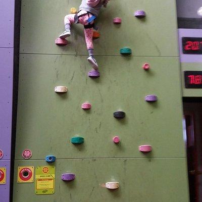 Timed Racing Climb