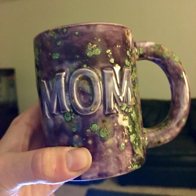 Love the mug my 6 year old daughter made me!! Thank you!!