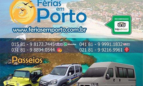 Contato: (81) 98173-7445 Whatsapp. Emerson Ribeiro Acesse: www.FeriasemPorto.com.br #feriasempor