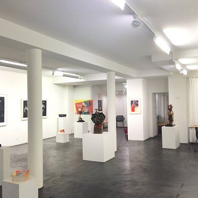 Ausstellung von Pedro Pablo Oliva