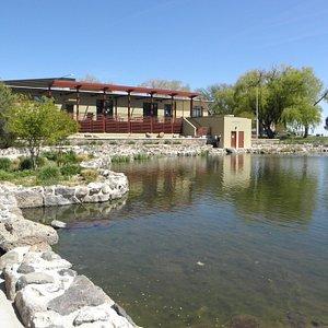 Ashley Pond Park, Los Alamos, NM