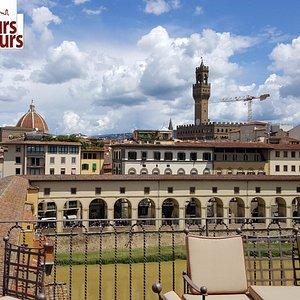 Vasari corridor  guidedflorencetours