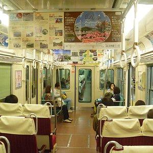 高速神戸駅乗入の山陽電車