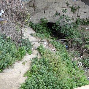 Cloaca Maxima sewer exit