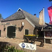 Museum restaurant de Ar