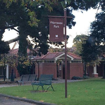 Warrawee Park Oval