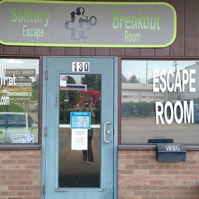 Solitary Breakout Escape Room