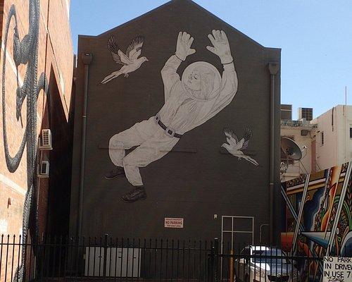 Townsville Street Art 28-5-17