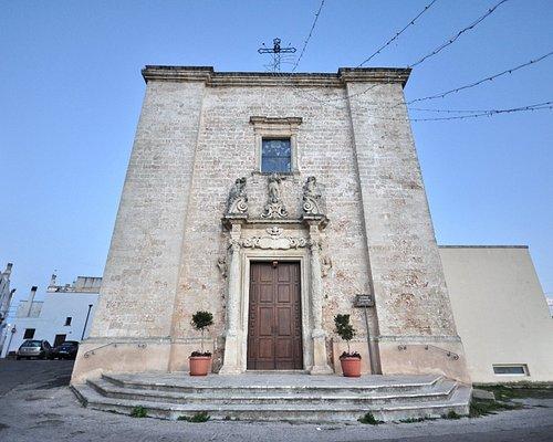 Chiesa di San Leucio Martire FELLINE