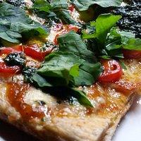 Pizzas de los Viernes y After office en Darshana / de masa integral