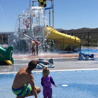 Awesome splash park!
