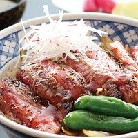 チェリーランドさがえレストラン A5ランク山形牛ステーキ丼 1,480円