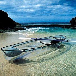 See Through Kayaks Gili