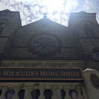 Shrine of the Miraculous Medal