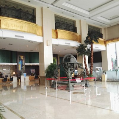 Overseas International Hotel Wenzhou China
