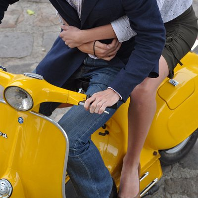 Scooter Tour Palermo Sicily Vespa Experience