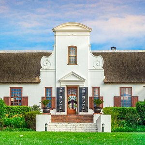 The beautifully restored Manor House is a luxury boutique hotel.