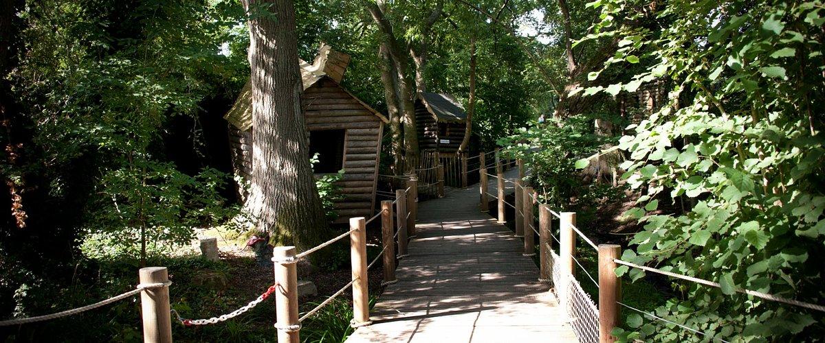 Fishers Adventure Farm Park - Woodland Walk