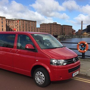 Executive 9 seater VW Transporter, why not travel in style!
