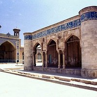 Atigh Jame Mosque of Shiraz
