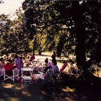 La Grange du Bois in summer