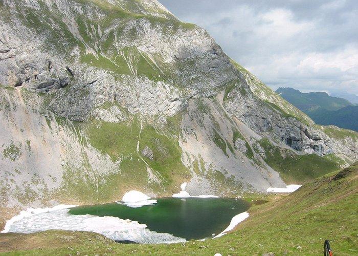 Vallada Agordina - Lach dei Negher