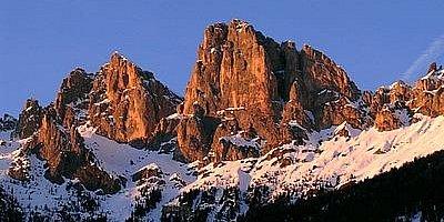 Vallada Agordina - Vista delle Cime d'Auta
