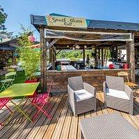 Venez découvrir nos terrasses couvertes