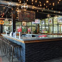 Pull up a chair and try one of our 24 rotating taps!