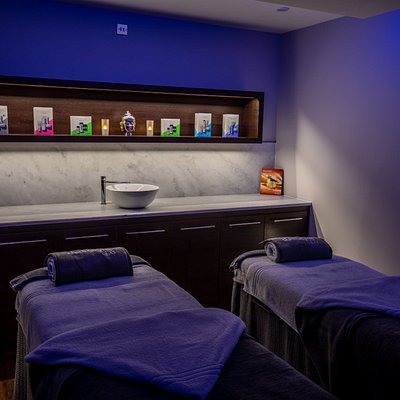 Beautiful Treatment Rooms