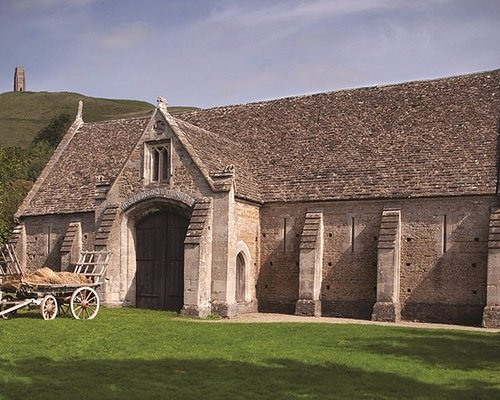 The 14th Century Abbey Barn is one of the West Country's finest buildings
