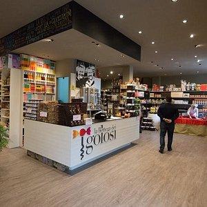 La Bottega dei Golosi offre prodotti di qualità dal 1999!
