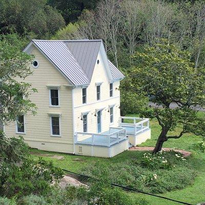 The home of the original farming family.