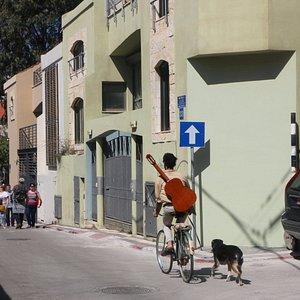 רחוב שלוש