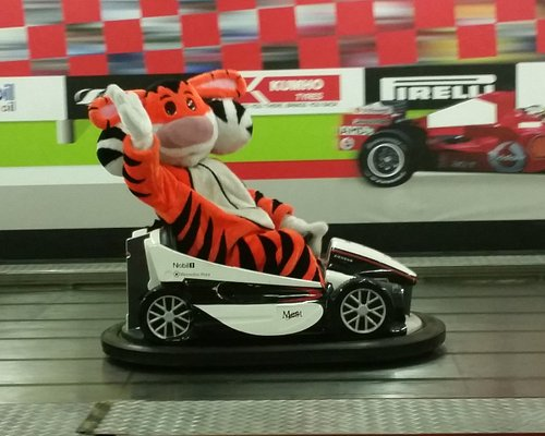 Dodgems, Carousel, Giant Indoor play centre, Family days out in London