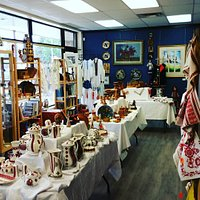 ACUA Gallery's annual Ukrainian Vintage Fair.