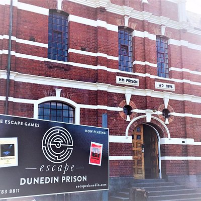 Dunedin Prison is unlocked!